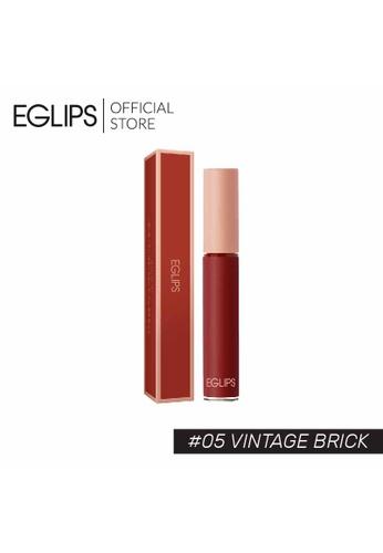 Eglips EGLIPS VELVET FIT TINT 05 VINTAGE BRICK 869B5BE0EAA85BGS_1