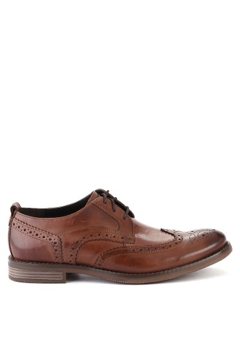 Rockport brown Wynstin Wingtip 8CB45SH30ECCDEGS_1
