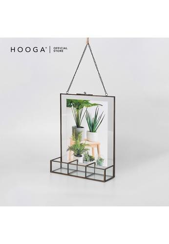 HOOGA black Hooga Wall Frame Rumi 85811HL87BCE2BGS_1