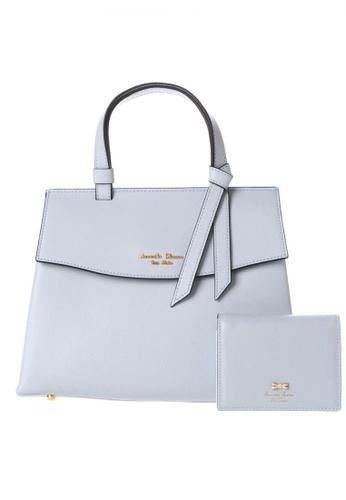 Samantha Thavasa blue Samantha Thavasa Petit Choice Monica Bag with Mini Wallet D2BB3ACFFAAEF0GS_1