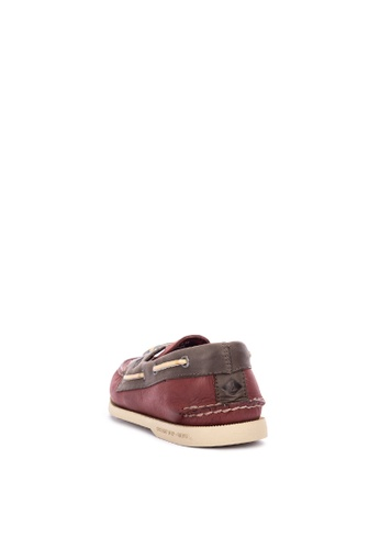 d1d65fd5884 Shop Sperry A O 2-Eye Cross Lace Loafers Online on ZALORA Philippines