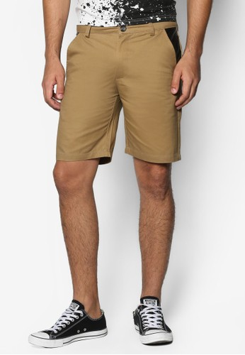 esprit台灣outletBaccarin Bermudas 基本款休閒短褲, 服飾, 短褲