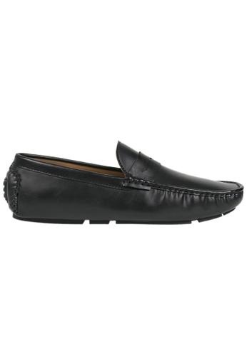 Tomaz black Tomaz C323 Penny Moccasins (Black) A6D62SH47C85C6GS_1