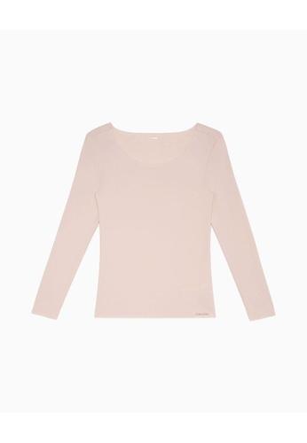 Calvin Klein multi Calvin Klein Warmwear Newness Sleep Top CDC63AAB1AC3E0GS_1