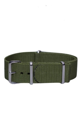STRAPS green Straps-Nt-24 ST324AC97QVYID_1