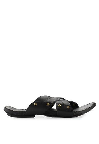 MARC & STUART Shoes black Huga 2 MA456SH37FKGID_1