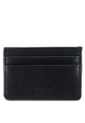MANGO Man black Multiple Compartment Cardholder 527C8ACCD6E9D9GS_1