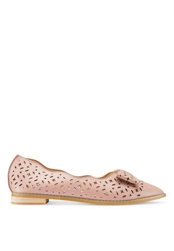 Berrybenka pink Citra Decha Ballerinas EC7CESH1E14546GS_1