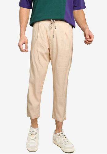 niko and ... beige Casual Pants E72DEAA8397D9FGS_1