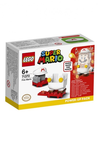 LEGO multi LEGO Super Mario 71370 Fire Mario Power-Up Pack (11 Pieces 068F5THAAEFE02GS_1
