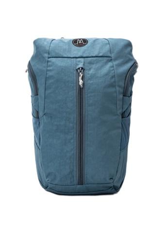 MORAL blue Umago Backpack - Demin 62D0DAC3677275GS_1