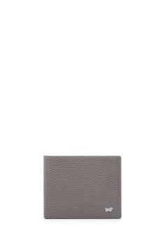 the best attitude c7545 84a4f Braun Buffel grey Klaus Card Wallet With Window In Cement E0DDAAC3A7F8DAGS 1