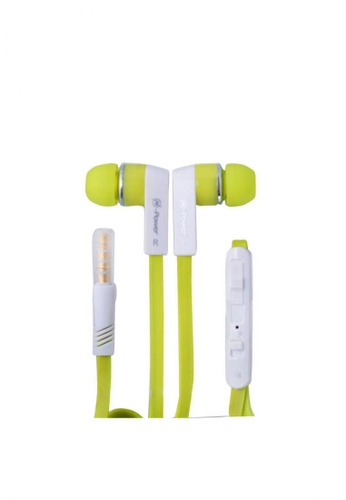 Stylebox white N-Power NP-09 Super Bass Headset A78AFAC472E8A0GS_1