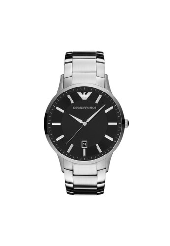 Empoesprit 工作rio Armani RENATO經典系列腕錶 AR2457, 錶類, 紳士錶
