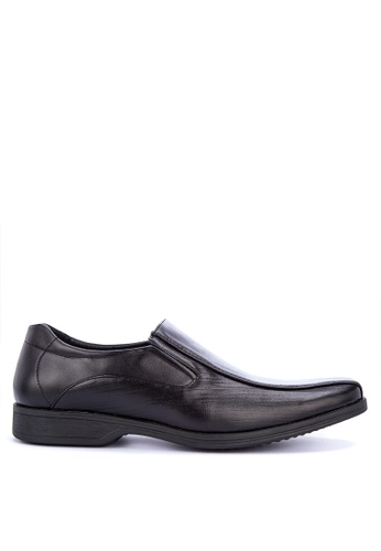 Preview black Formal Shoes 6AD70SH7F7A0EAGS_1