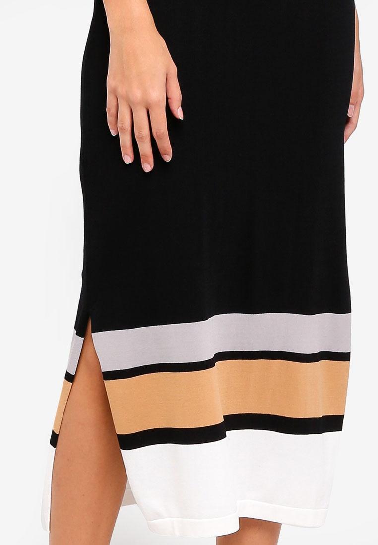 Bold Multicolour Stripes Dress Tank Stripes ZALORA SSwRq1C