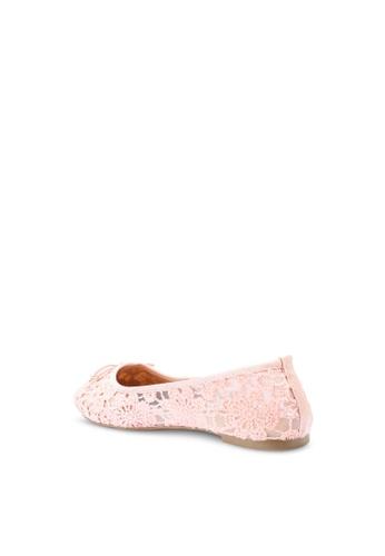 0c341dd88b8 Buy Rubi Nora Mesh Ballet Flats Online