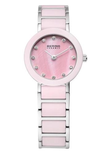 Bering pink Ceramic 11422-999 Pink 22 mm Women's Watch 5FC8BAC137A9D8GS_1