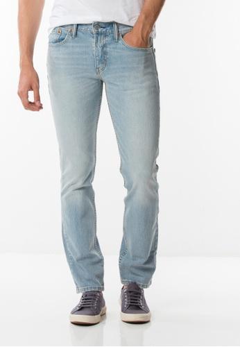 Levi's blue Levi's 511™ Slim Fit Jeans DAA38AA0D84E73GS_1