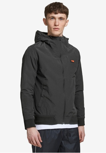 Jack & Jones black Schultz Jacket 8238FAA7A0805CGS_1