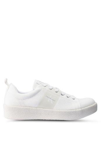 Calvin Klein white Gerardo Sneakers BB955SH0738A00GS_1