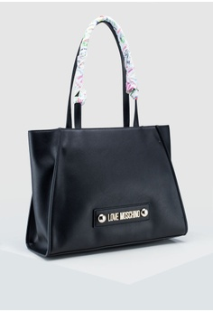 5903ebc9f 20% OFF Love Moschino Soft Grain Shoulder Bag S$ 349.00 NOW S$ 279.00 Sizes  One Size