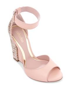 Sebastian Glittered Sandals