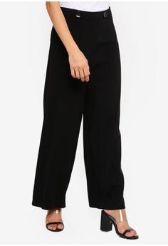 da1e7c65a Dorothy Perkins black Black Wide Leg Trousers 6519BAA05D22EAGS 1