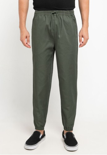 Tolliver green Chinos Jogger 51729AA851E6D6GS_1
