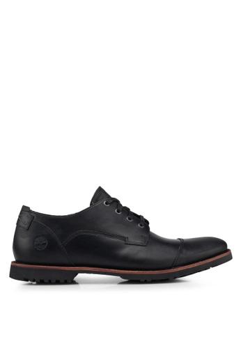 Timberland black Kendrick Cap Toe Oxford FE5F1SHE03704AGS_1