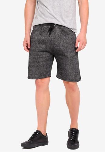 Brave Soul black Grindle Shorts E400DAA0399189GS_1