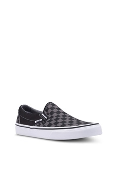 f4ab0f37cfc7 VANS Classic Slip Ons HK  450.00. Available in several sizes