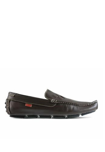 Sogno brown Moccasin Shoes GF.4104 19DE4SHC9E4E47GS_1
