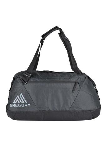 Gregory black GREGORY STASH DUFFEL 45L SHDW BLK GR313SE57EBASG_1