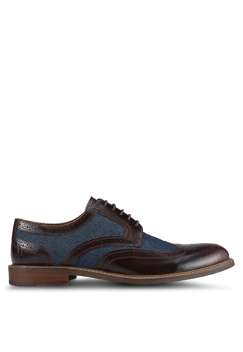 Dune London multi Combination Brogues DU588SH0SIOKMY_1