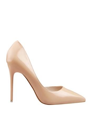 Twenty Eight Shoes beige Unilateral Open Evening and Bridal Shoes VP-6385 742E0SHB99D6EFGS_1