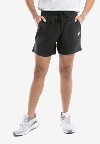 "FOREST black Forest Strectchable 15"" Sport Shorts 26071AA3FA65FCGS_1"