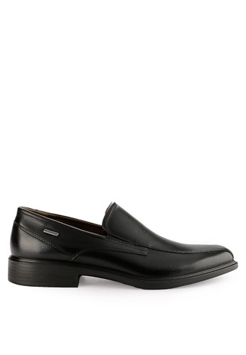 Hush Puppies black Reviero Slip On AC9EDSHE81E33CGS_1