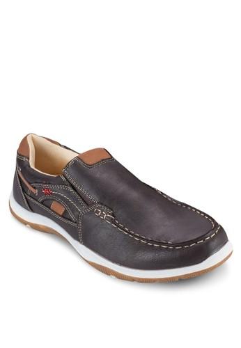 仿皮休esprit暢貨中心閒懶人鞋, 鞋, 懶人鞋