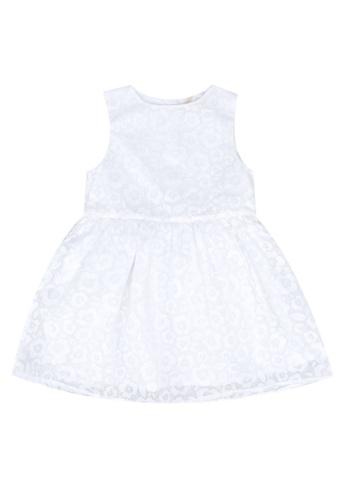 Du Pareil Au Même (DPAM) white Sleeveless Dress 09965KAD9231A2GS_1