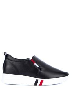 47e3fee834e7 CLN black Habibi1 Sneakers 51B25SH2745EE5GS 1