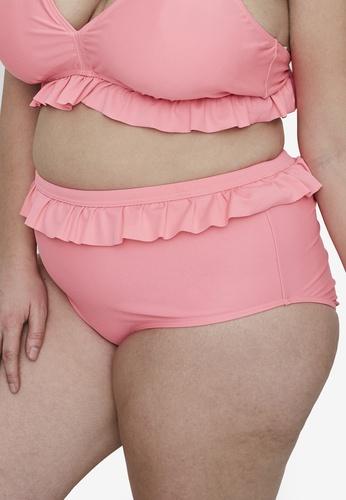 Junarose pink Flouncy Freja Bikini Bottom 9298FUS3AD6C3BGS_1