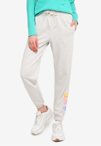 GAP grey Logo Ombre Jogger Pants C875DAAC47543AGS_1