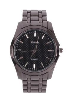 Fulton Chrome Steel Watch