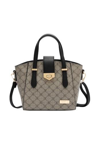 PLAYBOY BUNNY black Women's Sling Bag / Shoulder Bag / Crossbody Bag 439BBAC22C9598GS_1