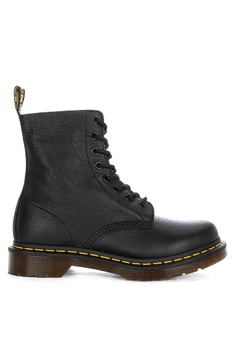 264be3835309 Dr Martens black Pascal 8 Eye Boot 213C9SH79F9CB9GS 1