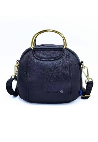 EXTREME blue Extreme Genuine Leather Bowling Bag F3F52AC1DB0F63GS_1