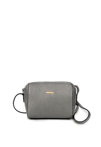 Della Stella grey Verite Mini Bag F0928ACC109439GS_1