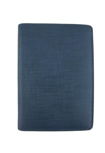 Rad Russel blue Rad Russel blue passport holder RA654AC08XKLSG_1