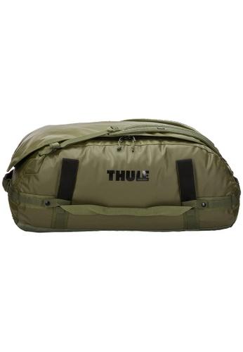 Thule green Thule Chasm Duffel Bag 90L - Olivine 96815AC977915DGS_1